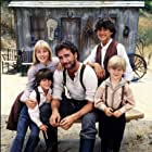 Jenny Beck, Michael Patrick Carter, Lee Horsley, Brian Lando, and Matthew Newmark in Paradise (1988)