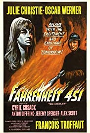 Fahrenheit 451 (1966) Poster - Movie Forum, Cast, Reviews
