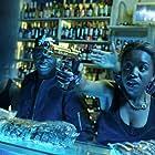 Martha Canga Antonio in Black (2015)
