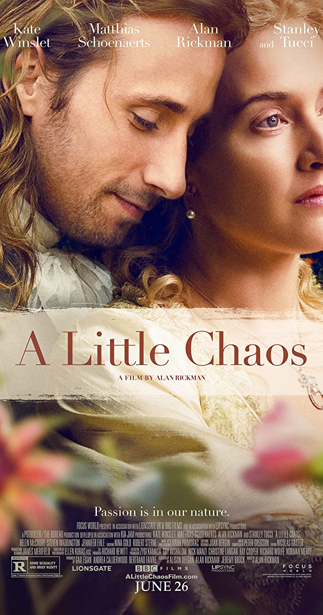 Subtitle of A Little Chaos