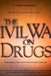 The Civil War on Drugs Poster