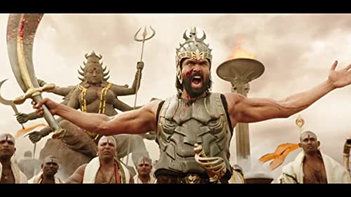 Official Trailer for Baahubali - The Beginning.