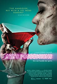 Ava's Possessions (2015) Poster - Movie Forum, Cast, Reviews