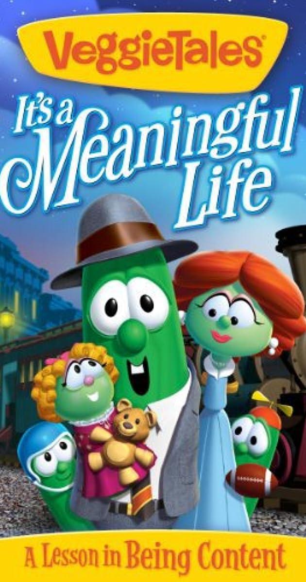 Veggietales It S A Meaningful Life Tv Movie 2010 Imdb