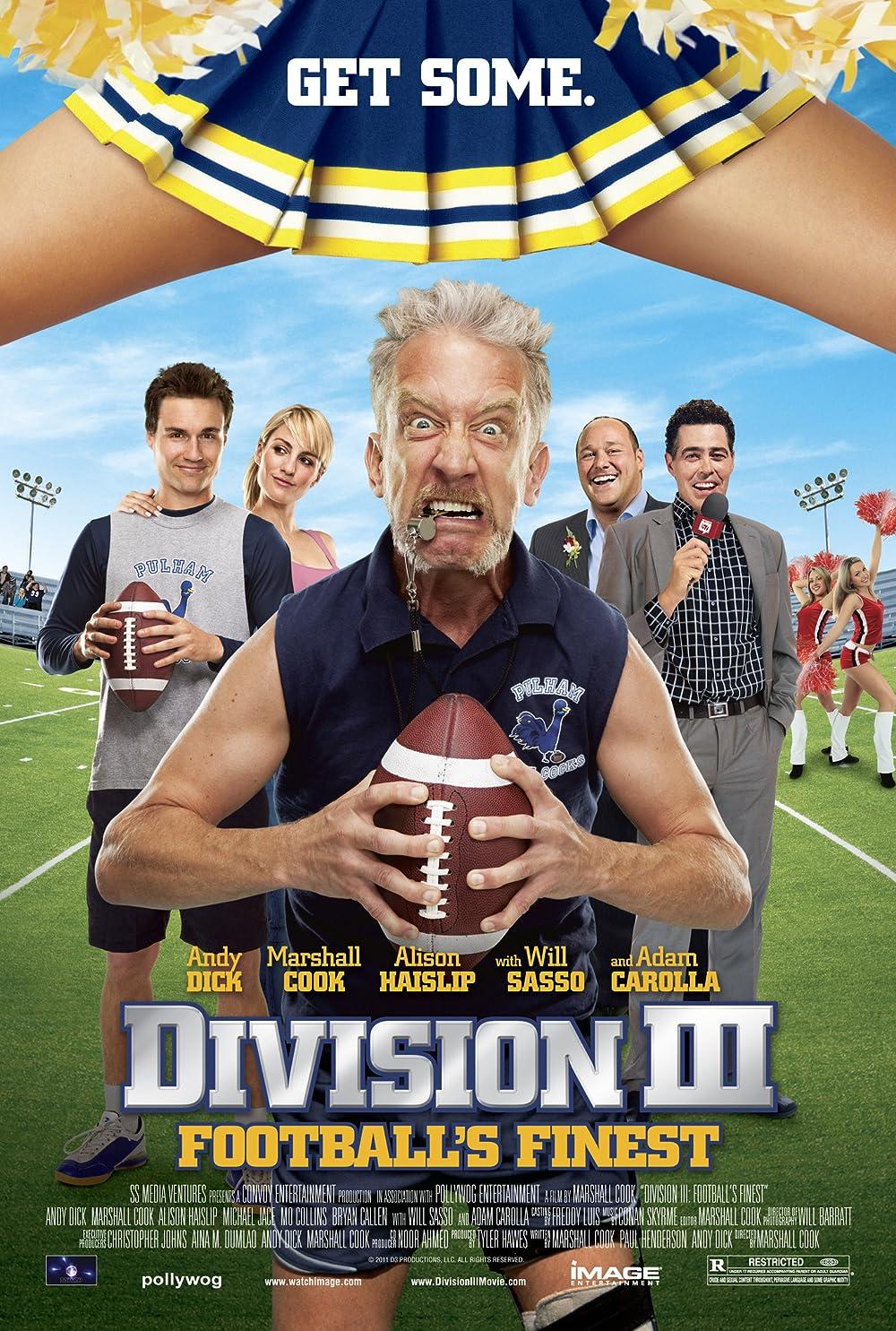Division III: Football's Finest (2011) - IMDb