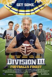 Division III: Football's Finest Poster