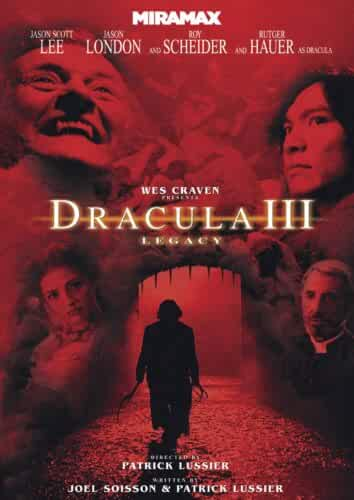 Dracula 3 Legacy 2005 | BRRip | 720p | Dual Audio Movie | 950Mb | [Hindi + English] | Watch Online | Download |