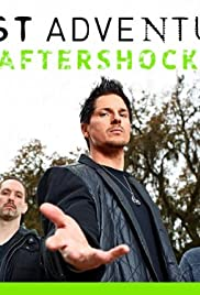 Ghost Adventures: Aftershocks Poster
