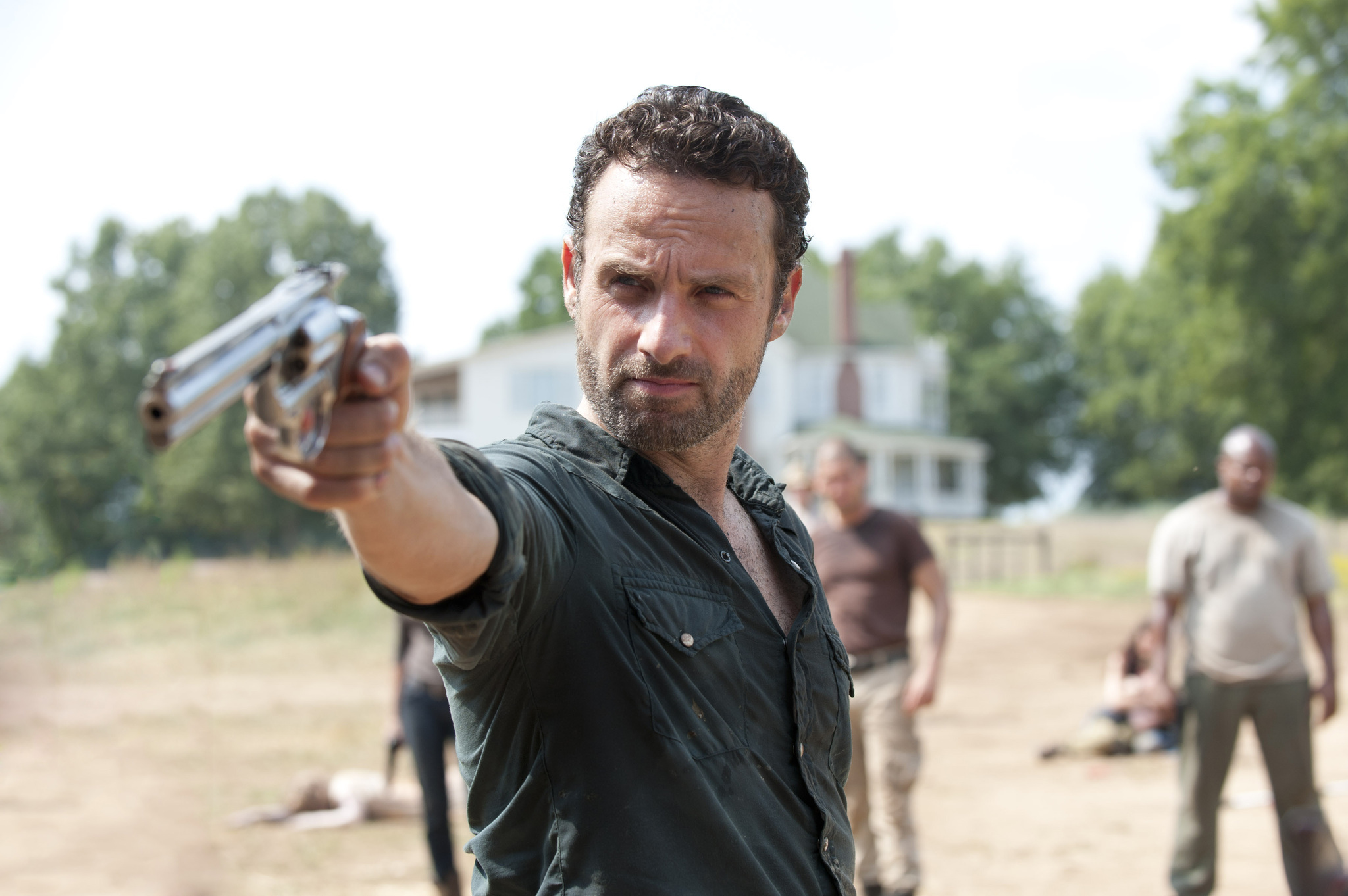 The Walking Dead 2×07 – Prácticamente muerto