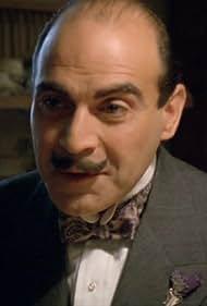 David Suchet in Poirot (1989)