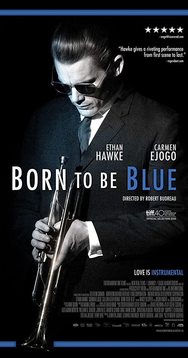 Subtitle of Born to Be Blue