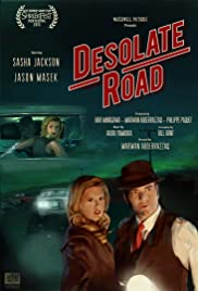 Desolate Road Poster