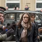 Keira Knightley, Indira Varma, and T. Mark Owens in Official Secrets (2019)
