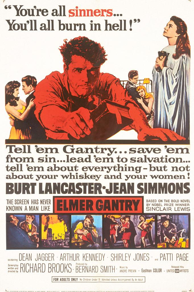 Elmer Gantry (1960) - IMDb