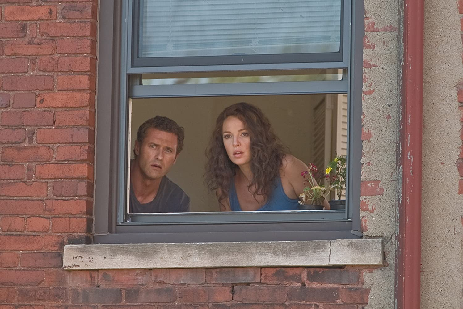 Katherine Heigl and Jason O'Mara in One for the Money (2012)