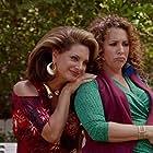 Alex Meneses and Diana Maria Riva in Telenovela (2015)