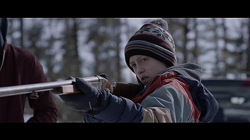 """EDGE OF WINTER clip """"Target Practice"""""""