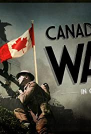 Canada's War in Color Poster