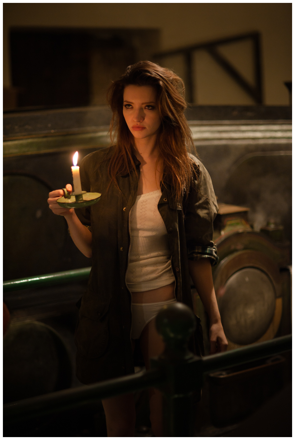 Talulah Riley in The Liability (2012)