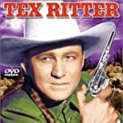 Tex Ritter in The Mystery of the Hooded Horsemen (1937)