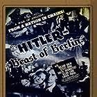 Alan Ladd and Greta Granstedt in Hitler: Beast of Berlin (1939)