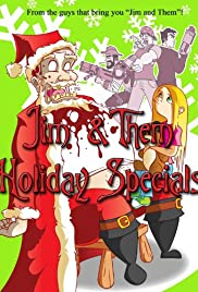 Jim and Them Holiday Specials Poster