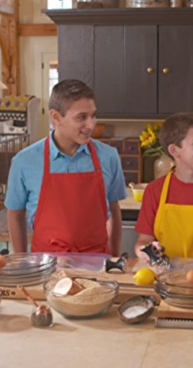 Farmhouse Rules Teaching Little Men To Cook 101 Tv Episode 2016 Imdb