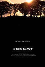 Stag Hunt Poster