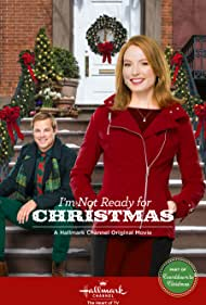 Alicia Witt and George Stults in I'm Not Ready for Christmas (2015)