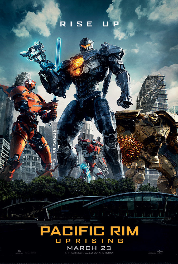 Pacific Rim: Uprising (2018) English 720p BluRay 650MB