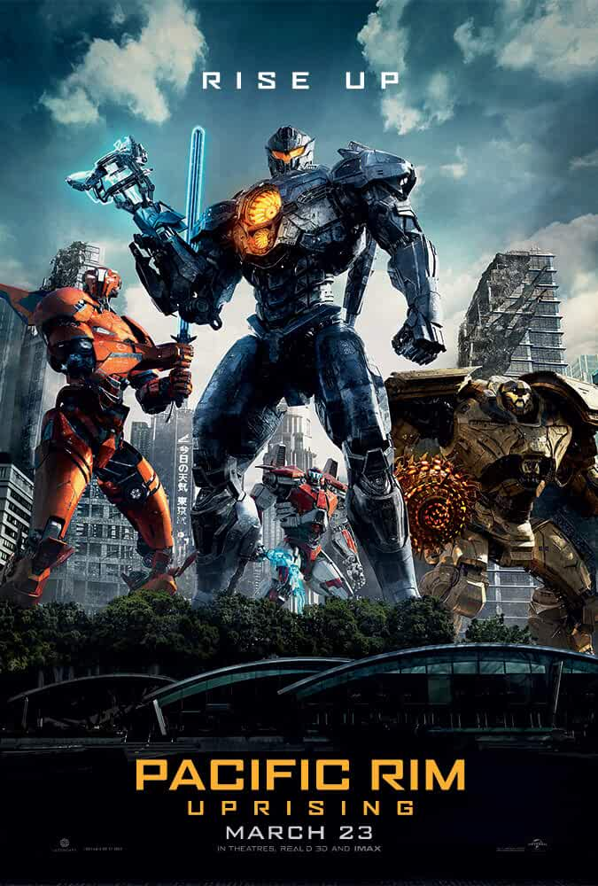 Free Download Pacific Rim: Uprising Full Movie