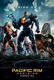 Pacific Rim Uprising 2018 1080p BluRay Dual Audio Hindi DD 5.1 English 6CH MAVI