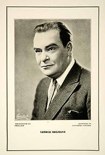 George Siegmann Picture