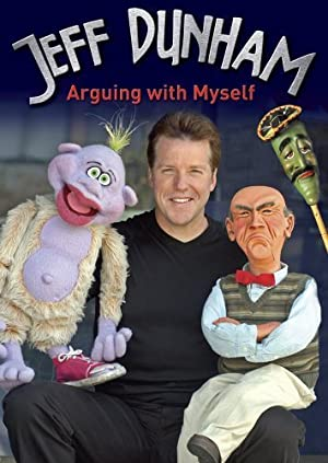 poster for Jeff Dunham: Arguing with Myself