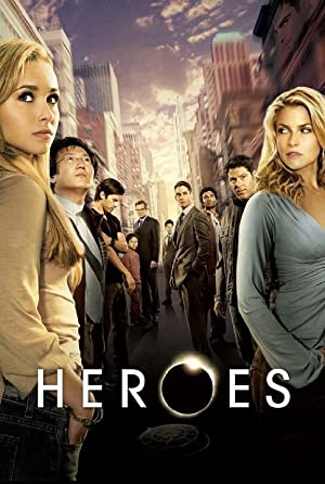 Heroes Season 1 in Hindi (All Episodes Added) Download | 720p HD