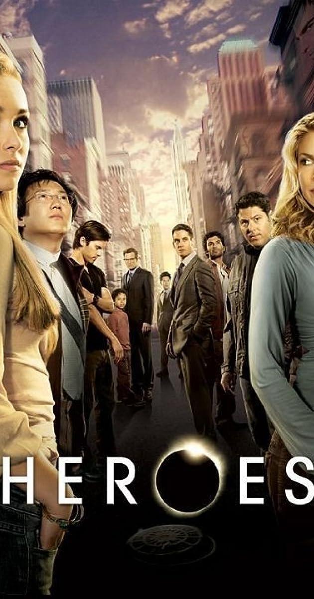 Heroes Tv Series 2006 2010 Imdb
