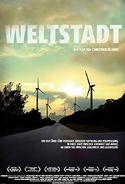 Weltstadt Poster