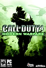 Call of Duty 4: Modern Warfare (2007) Poster - Movie Forum, Cast, Reviews