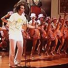 Jim Carrey, Danielle Burgio, Linda Cevallos, Betsy Chang, Jennifer Chavarria, Stephanie D'Abruzzo, Shirry Dolgin, Lisa Eaton, and Melanie A. Gage in Man on the Moon (1999)