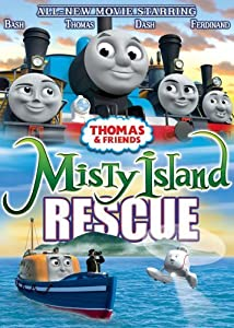 Celebrity movie archive Thomas \u0026 Friends: Misty Island Rescue by David Stoten [4K2160p]