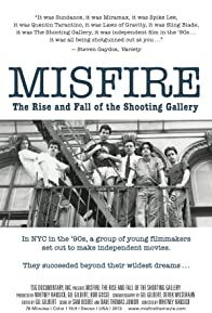 Primary photo for Misfire: The Rise and Fall of the Shooting Gallery