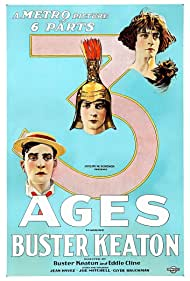 Buster Keaton in Three Ages (1923)