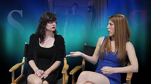 Writers Heather Smith & Taryn Stenberg - Silent Retreat (2016)