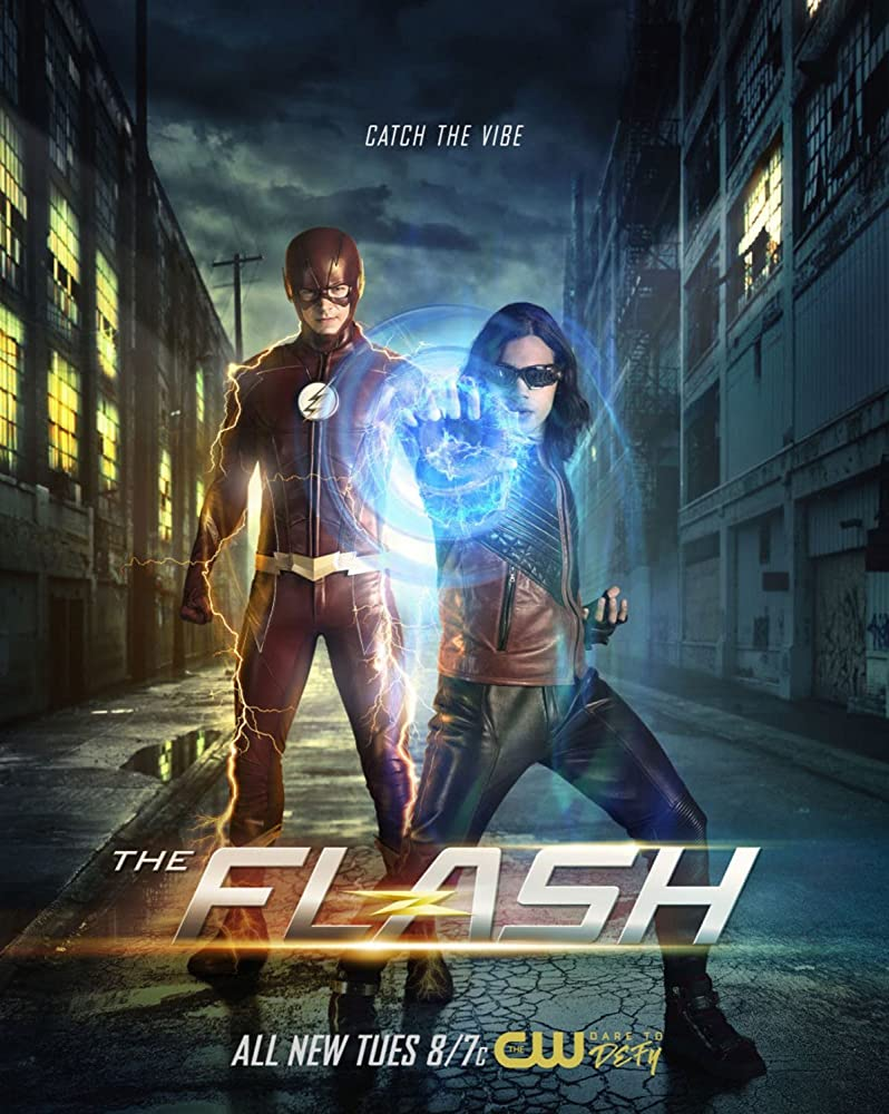 The Flash S3-S4 (2017) Subtitle Indonesia