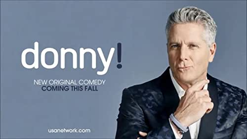 Official trailer for Donny on USA.