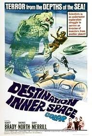 Destination Inner Space Poster - Movie Forum, Cast, Reviews