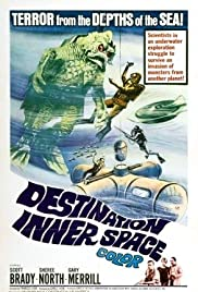 Destination Inner Space (1966) Poster - Movie Forum, Cast, Reviews