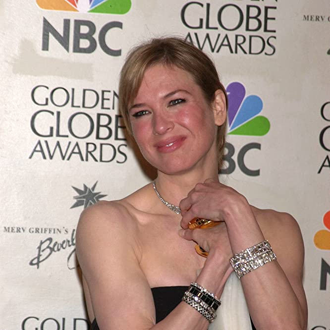 Renée Zellweger at an event for The 58th Annual Golden Globe Awards (2001)