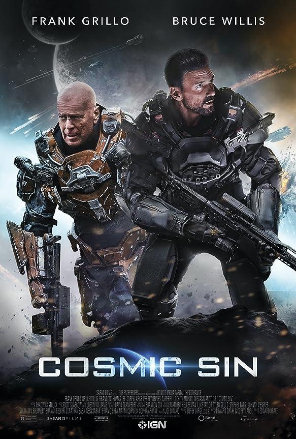 Cosmic Sin 2021 English 720p HEVC HDRip Full Hollywood Movie x265 AAC ESubs [650MB]