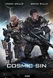 Cosmic Sin (2021) HDRip English Movie Watch Online Free